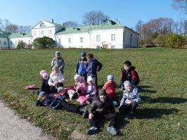 Экскурсия в Ясную Поляну